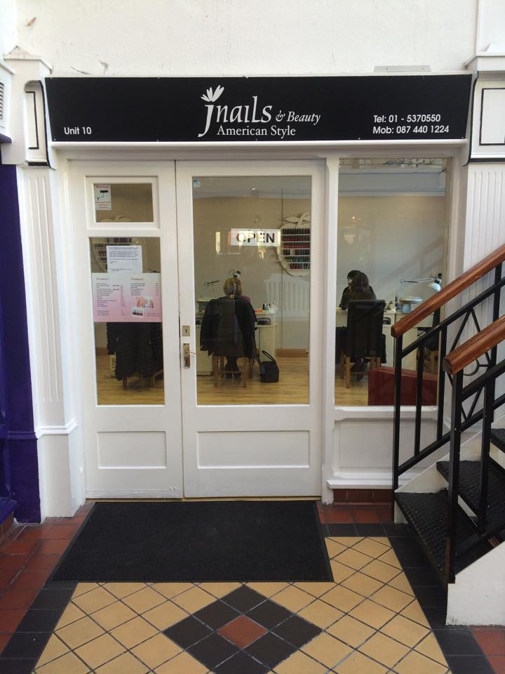 Salon Review – J Nails in Malahide Mall | Peaches and Cream