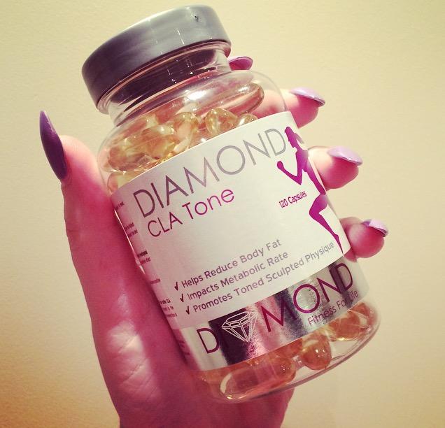 Tummy Toner Tabs: Diamond Nutrition CLA's
