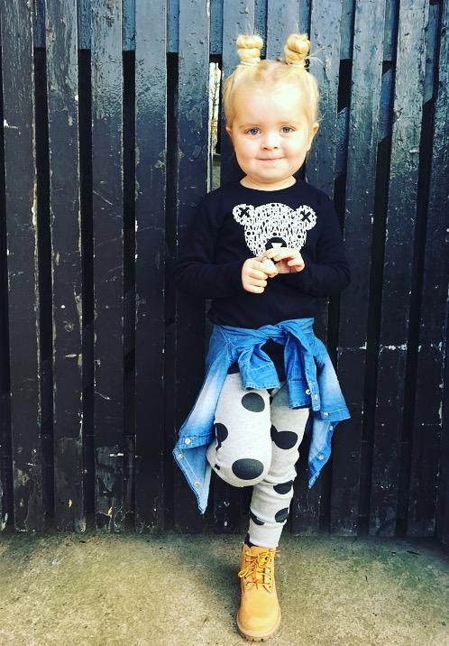 Baby Fashion Spotlight: HUXBABY