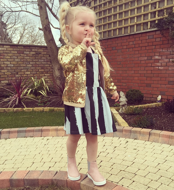 Baby Fashion Spotlight: Mira Mira Boutique