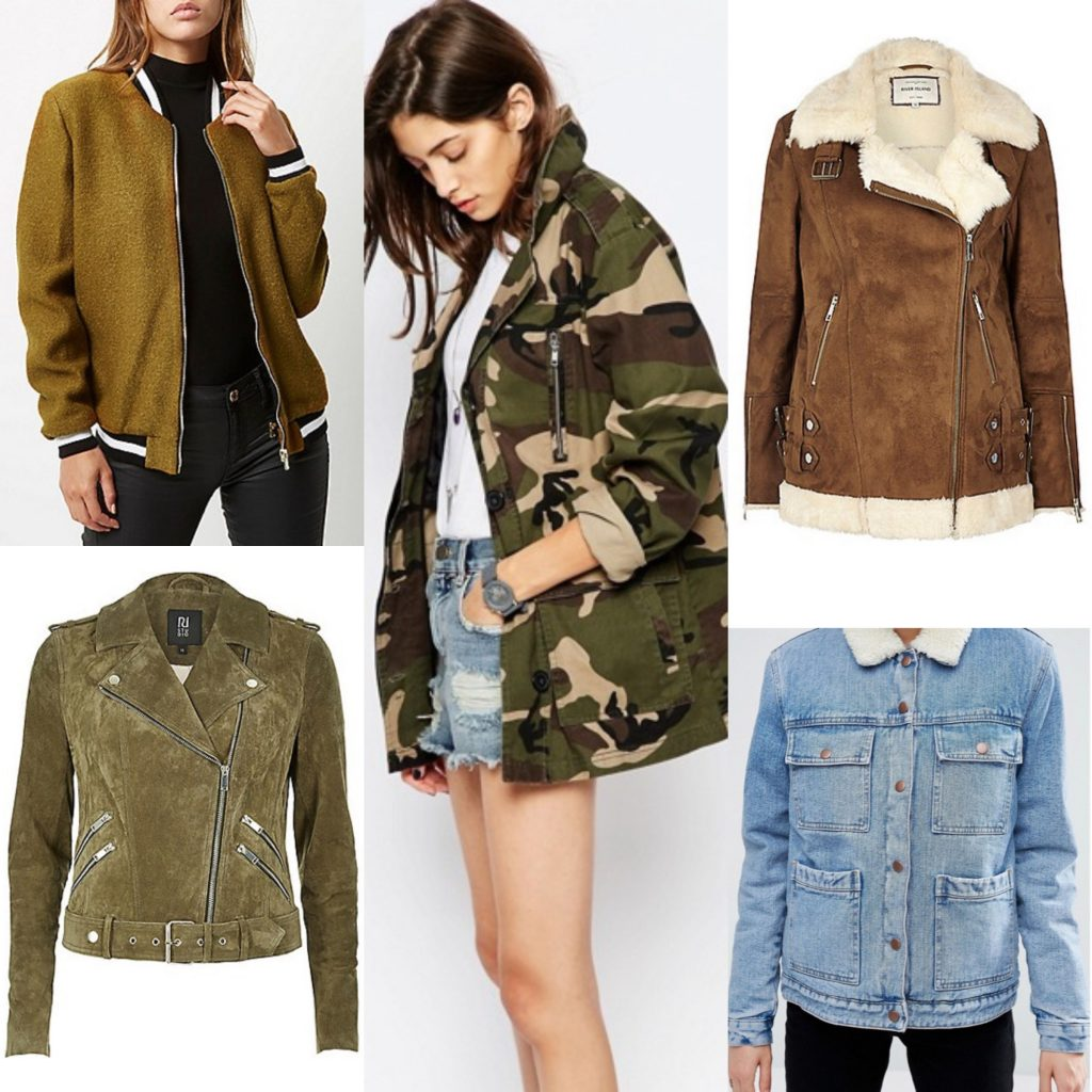 Top 10 Coats for Autumn/Winter
