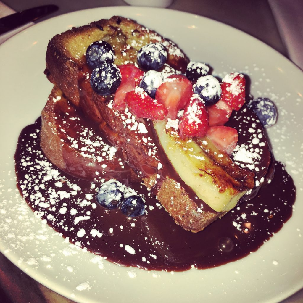 Review: Brunch at Angelina's
