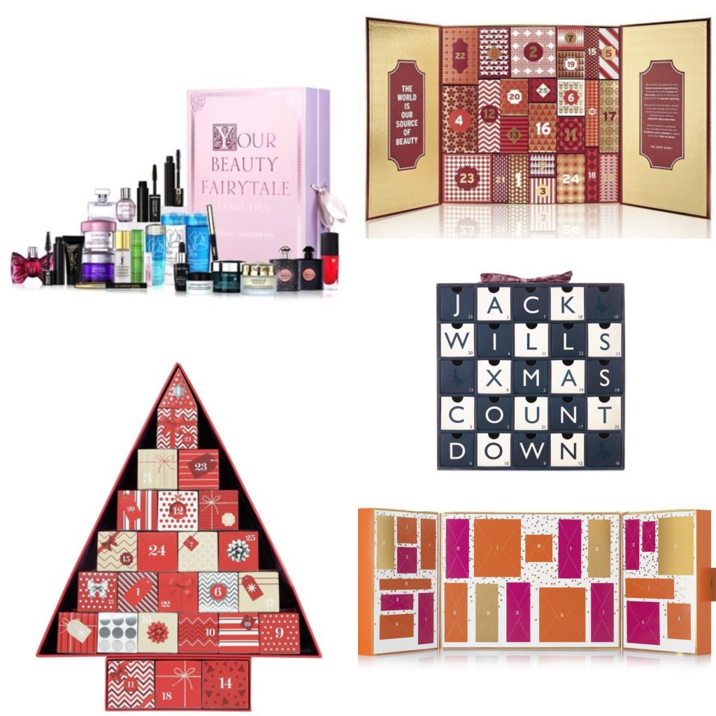 Top 5 Beauty Advent Calendars 2016