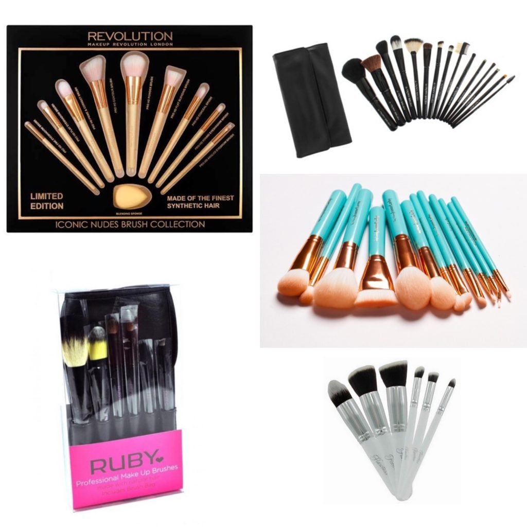 My Top 5 Brush Sets for Christmas As Seen On Xposé