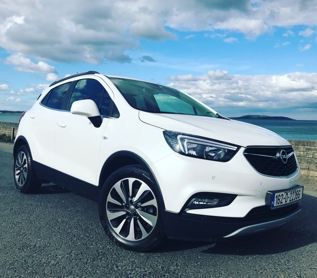 Review: Opel MOKKA X Elite 1.6CDTi