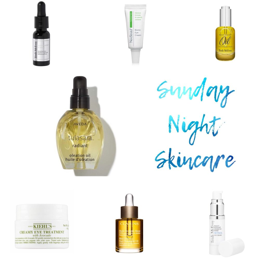 Sunday Night Skincare