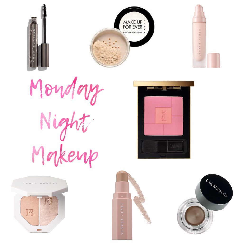Monday Night Makeup