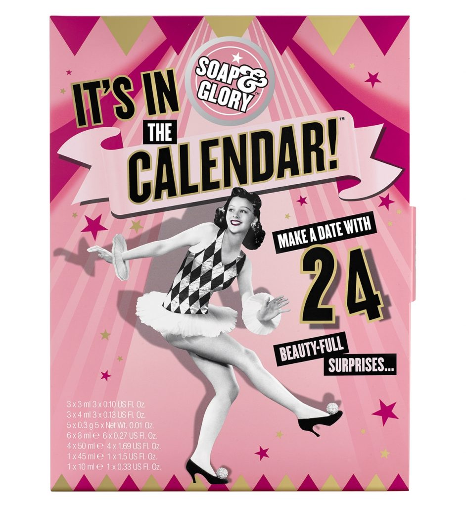 Boots_Soap & Glory It's in the Calendar! Gift Set_€50