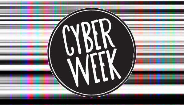 CYBER WEEK DISCOUNT CODES