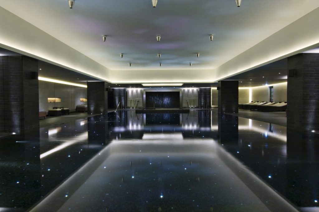 ESPA pool