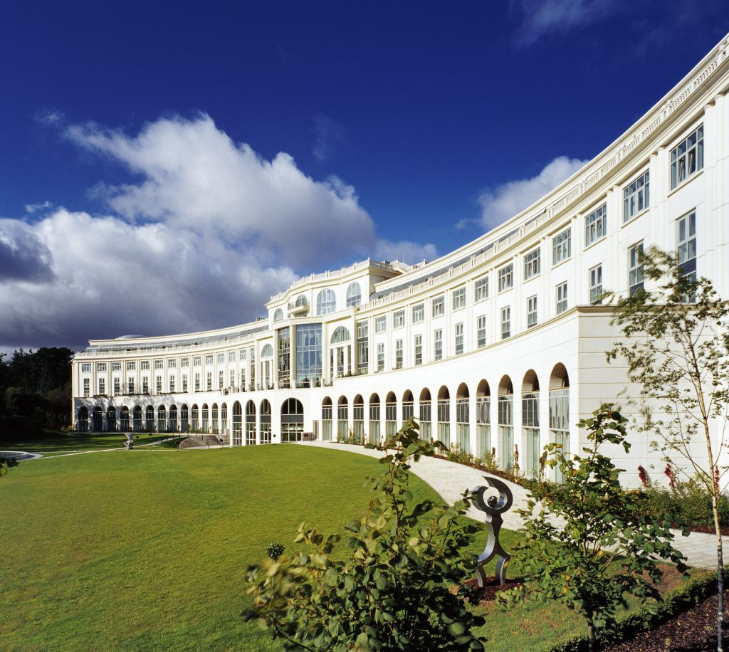 *Powerscourt Hotel – Exterior Hi Res